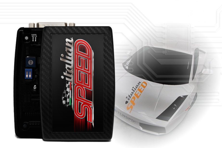 Technology chiptuning Italianspeed